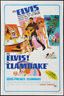 ELVIS PRESLEY - CLAMBAKE - HIGH QUALITY VINTAGE MOVIE/MUSIC POSTER