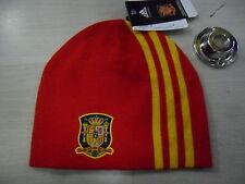 0864 ADIDAS ONE SIZE SPAIN SPAIN FEF SKULLCAP HEADPHONE HAT BEANIE HAT CAP