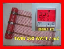 ELETTRICO Riscaldamento Pavimento Piastrelle riscaldamento SFH 150//5,0 m2 con regolatore di Touch