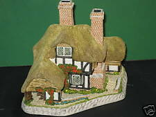 David Winter Cottages Moonlight Haven Ret Mib with Coa