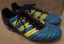 Adidas Performance P Absolado TRX FG U41975 Size 12 Soccer Cleats Teal Blue