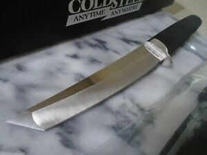 Cold Steel Master Tanto Combat Knife CPM-3V Full Tang #13PBM Secure-Ex Sheath