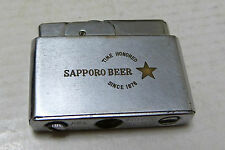 THE HONORED SAPPORO Beer rare Japan advertising Prince KBL 500 PETROL LIGHTER