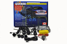 QUANAN 1840 PARKING REVERSING SENSORS 4 SENSOR AUDIO BUZZER FOR PICKUP TRUCK VAN