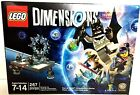 LEGO Dimensions 267 Pcs Building Pack From WiiU PS3 PS4 Xbox 360 One Starter Set
