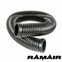 RAMAIR Black Cold Air Feed Ducting Hose Pipe 60mm ID x 300mm - Brake Duct