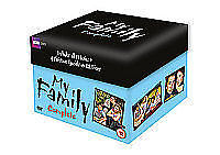 My Family- Complete Series 1-11 & Specials (DVD) 22-Disc BBC, Zoe Wanamaker