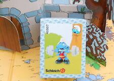 40507 Schtroumpf alteres  Smurf pitufo puffi puffo schtroumpfette boite 1994 A