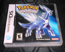 Pokemon: Diamond Version - Boxed Nintendo DS Game + Manual