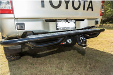 Toyota Hilux 2005-2014 Rockarmor Rear Step Bumper Bar Tow Bar 12 Mnths Warranty