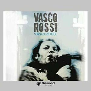 """VASCO ROSSI """"SENSAZIONI ROCK"""" BEST 3CD (Nuovo, sigillato)"""
