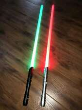 RGB Colors US Ship Star Wars Lightsaber Sword Light Hilt Force Jedi Cosplay HOT