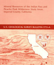 RARE report, Yuma, Picacho, Imperial County Calif., untapped gold for the taking
