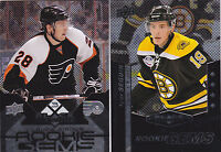 08-09 Black Diamond Claude Giroux Rookie Triple Flyers 2008