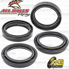 All Balls Fork Oil & Dust Seals Kit For Honda CR 125 1990 90 Motocross Enduro