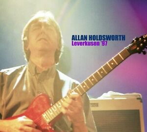 Allan Holdsworth *** Leverkusen '97 **BRAND NEW CD & DVD!!!!