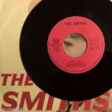 """The Smiths - Ask/Cemetary Gates - Rare Italian 7"""" with Pic sleeve (vinyl record)"""