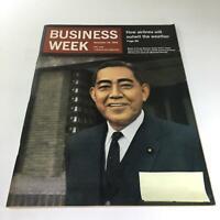 Business Week Magazine: Dec 19 1964 - Japan's Prime Minister Eisaku Sato