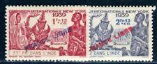 INDE 1941 Yvert 157-158 ** POSTFRISCH TADELLOS FRANCE LIBRE (09210