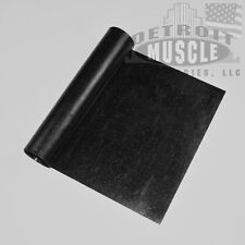 DMT Auto Automotive Masticated Rubber Splash Shield Material 3/32 by SQUARE yard
