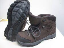 NWD Vasque kid's 6 Leather GoreTex hiking boot 7206 St. Elias UltraDry brown