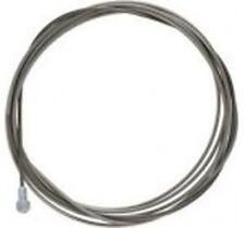 Shimano Cable de freno Bicicleta de carreras Bombilla De Acero 1,6mm x 2050mm,
