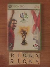 FIFA World Cup: Deutschland 2006 (Microsoft Xbox 360, 2006) getestet