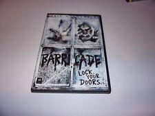 Barricade (DVD, 2012) Eric McCormack / Horror/ Thriller