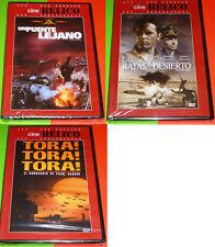 TORA TORA TORA + UN PUENTE LEJANO + LAS RATAS DEL DESIERTO English Español *R2*