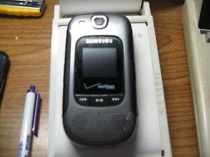 Samsung Convoy 3 SCH-U680 Black Verizon Cellular Phone