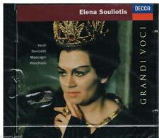 Elena Souliotis (Suliotis): Verdi, Donizetti, Mascagni, Ponchielli / Grandi Voci