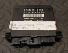 Mercedes C EClass W202 W210 Right Door Control Unit 2108207626 A2108207626