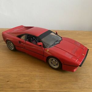 Used Hotwheels Mattel (Elite) 1:18 Ferrari 288 GTO Road Car. Unboxed & Mint