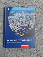 Diercke Geographie 5 Schulbuch ISBN:9783141143720