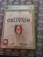 Oblivion The elder scrolls IV 4, pour console Xbox 360, jeu vendu en loose