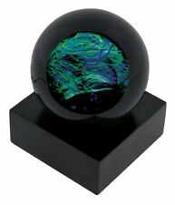 Speed of Light 478F Celestial Paperweight by Glass Eye Studio Brand New