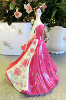 """COALPORT Figurine   """" My Sweetheart """"   23cm or 9 inches High   Excellent Cond."""