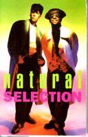 Natural Selection Self Titled S/T 1991 Cassette Tape Album Pop Dance Rock 90s
