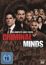 Criminal Minds - Die komplette 8. Staffel                            | DVD | 444