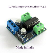 L293d Dual Motor Driver H-BRIDGE Module/Board V.2.0 for Arduino, Raspberry Pi