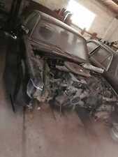 Mercedes 280 SE / 8 W116 Oldtimer Scheunenfund