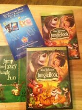 The Jungle Book (DVD,2007,2-Disc,40th Anniversary Edition)Authentic Disney