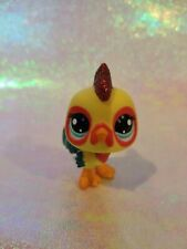 Littlest Pet Shop Rare Rooster 2358 Glitter Sparkle limited edition