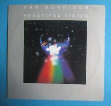 Van Morrison (ex Them) Lp - Beautiful Vision, orig 1982 pressing