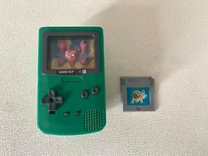 Pokemon Mini Gameboy Color Burger King Toy 2000
