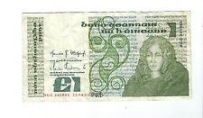 Ireland - One (1) Pound, 1983