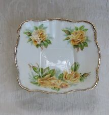 Royal Albert Tea Rose Pattern Pin or Candy Tray Vassoietto Royal Albert c1940