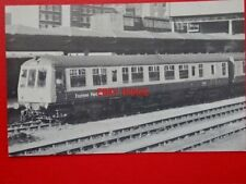 POSTCARD CLASS 144 PARCELS E53024 E54033 AT LEEDS PARCEL DEPOT