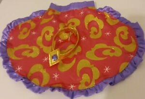 Build A Bear My Little Pony Retired  Princess Celestia's Cape and Necklace