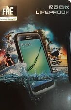 NEW Authentic Lifeproof Fre Case Samsung Galaxy S7 Black/Gray Retail Packaging @